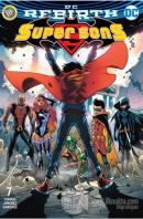 Super Sons Sayı 7( DC Rebirth )