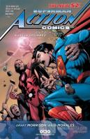 Superman Action Comics Cilt 2