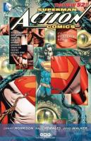 Superman Action Comics Cilt 3