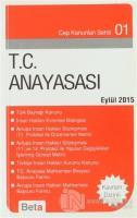 T.C Anayasası (Eylül 2015)