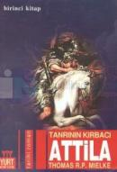 Tanrının Kırbacı Attila 2 Kitap Takım