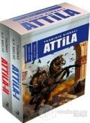 Tanrının Kırbacı Attila (2 Kitap Takım)