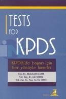 Tests For KPDSKPDS'de Başarı İçin Her Yönüyle Hazırlık
