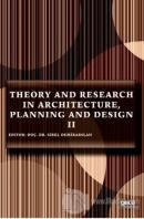 Theory and Research in Architecture, Planning and Design 2
