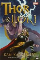 Thor ve Loki - Kan Kardeşler