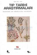 Tıp Tarihi Araştırmaları 16