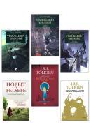 J. R. R. Tolkien Seti (6 Kitap Takım)