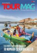 TOURMAG Turizm Dergisi Sayı: 27 Temmuz-Ağustos-Eylül 2021