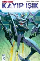 Transformers - Kayıp Işık (Bölüm 3 Kapak A)