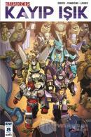 Transformers Kayıp Işık Bölüm 8 (Kapak A)