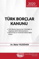 Türk Borçlar Kanunu (2020 Güncel Mevzuat)