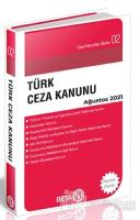 Türk Ceza Kanunu Ağustos 2021