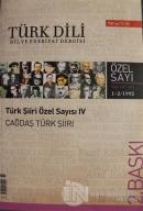 Türk Dili Dil ve Edebiyat Dergisi Sayı: 481 - 482