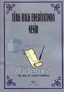 Türk Halk Edebiyatında Nesir