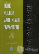 Türk Kültür Varlıkları Envanteri Karaman - 70 (Ciltli)