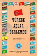 Türkçe Adlar Derlemesi