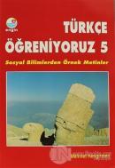 Türkçe Öğreniyoruz 5