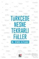 Türkçede Nesne Tekrarlı Fiiller