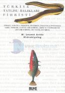 Türkiye Tatlısu Balıkları Fihristi