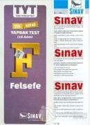 TYT Felsefe Yaprak Test