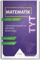 TYT Matematik 1. Dereceden Denklem ve Eşitsizlikler - Mutlak Değer