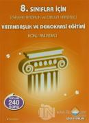 Uğur - 8. Sınıflar İçin Vatandaşlık ve Demokrasi Eğitimi Konu Anlatımlı