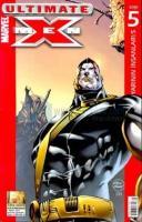Ultimate X-Men Sayı: 5 Yarının İnsanları