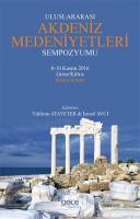 Uluslararası Akdeniz Medeniyetleri Sempozyumu