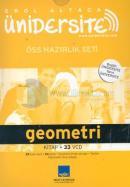 ÜnidersiteÖss Hazırlık SetiGeometriKitap + 33 VCD