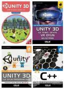 Unity 3D Eğitim Seti (4 Kitap Takım)
