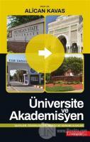 Üniversite ve Akademisyen