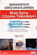 Üniversiteye Giriş Sınavlarında Hızlı Soru Çözme Teknikleri (35 DVD)