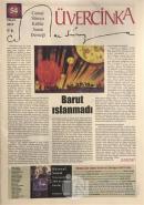 Üvercinka Dergisi Sayı: 54 Nisan 2019
