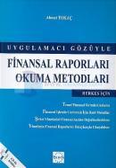 Uygulamacı Gözüyle Finansal Raporları Okuma Metodları-CD ile Birlikte