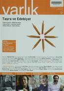 Varlık Aylık Edebiyat ve Kültür Dergisi Sayı: 1271 - Ağustos 2013