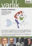 Varlık Aylık Edebiyat ve Kültür Dergisi Sayı: 1272