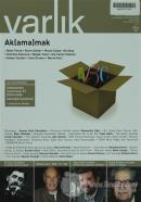 Varlık Aylık Edebiyat ve Kültür Dergisi Sayı: 1275 - Aralık 2013