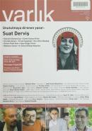 Varlık Aylık Edebiyat ve Kültür Dergisi Sayı: 1279 - Nisan 2014