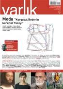 Varlık Edebiyat ve Kültür Dergisi Sayı: 1367 Ağustos 2021