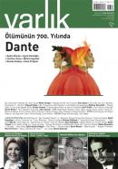 Varlık Edebiyat ve Kültür Dergisi Sayı: 1368 Eylül 2021