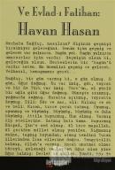 Ve Evlad-ı Fatihan: Havan Hasan