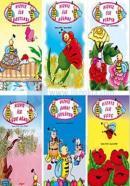 Vızvızın Maceraları Dizisi 6 Kitap Takım