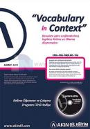 Vocabulary'in Contex (Cd'li)