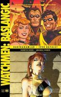 Watchmen Başlangıç: Dakikadamlar - İpek Hayalet
