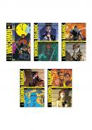 Watchmen Başlangıç 5 Kitap Takım
