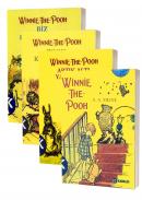 Winnie The Pooh 4 Kitap Takım (Ciltli)