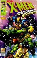 X-MenSayı: 11X-Men vs. Sauron!