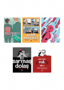 Yabancı Yayınları Çizgi Roman Set