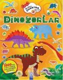 Yaratıcı Çıkartma Oyunları - Dinozorlar