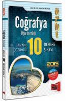 Yargı 2015 ÖABT Coğrafya Öğretmenliği Çözümlü 10 Deneme